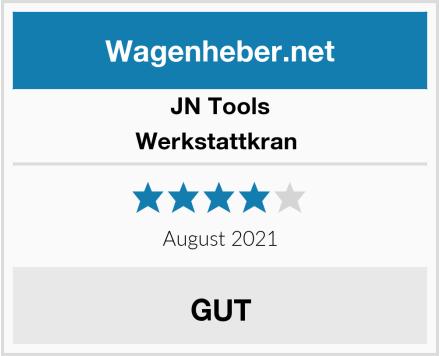 JN Tools Werkstattkran  Test