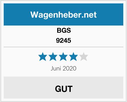 BGS 9245 Test