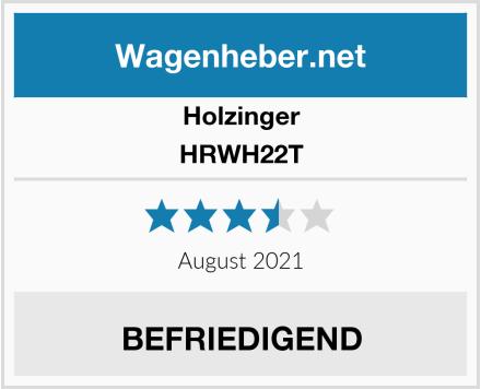 Holzinger HRWH22T Test