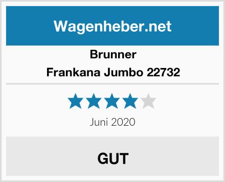 Brunner Frankana Jumbo 22732 Test