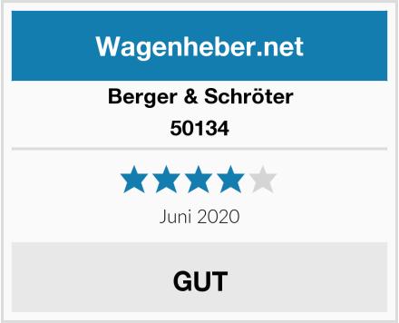 Berger & Schröter 50134 Test