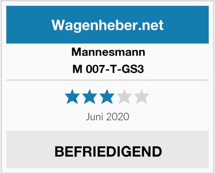 Mannesmann M 007-T-GS3 Test
