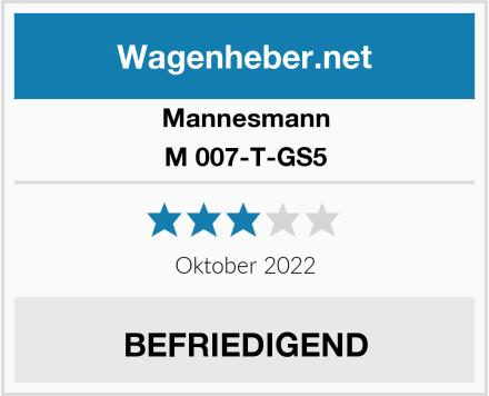 Mannesmann M 007-T-GS5  Test