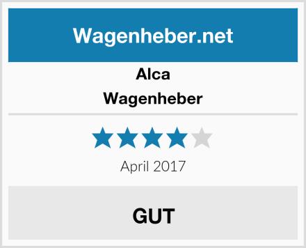 Alca Wagenheber Test