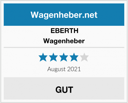 EBERTH Wagenheber Test