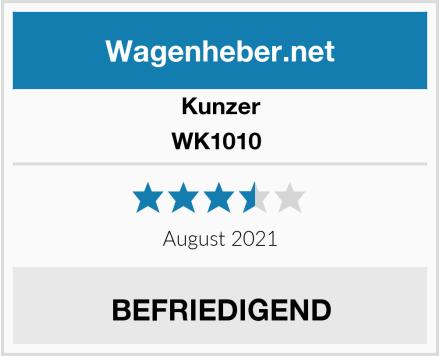 Kunzer WK1010  Test