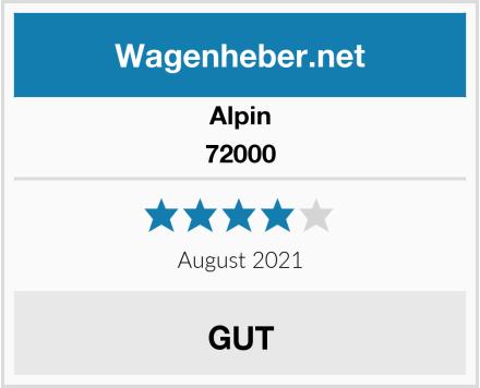 Alpin 72000 Test