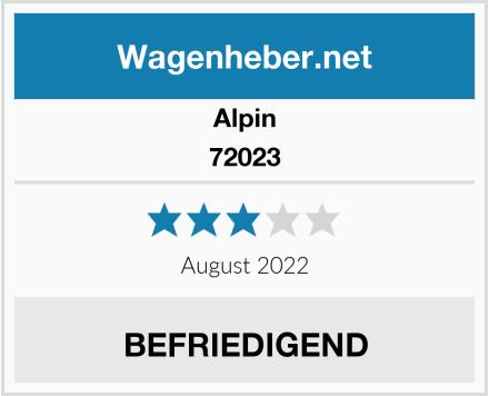 Alpin 72023 Test