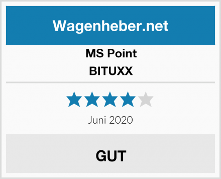 MS Point BITUXX Test