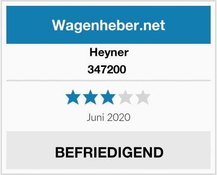 Heyner 347200  Test
