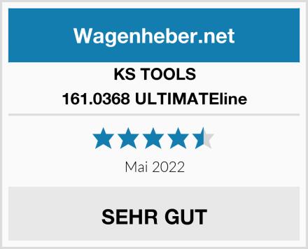 KS Tools 161.0368 ULTIMATEline Test
