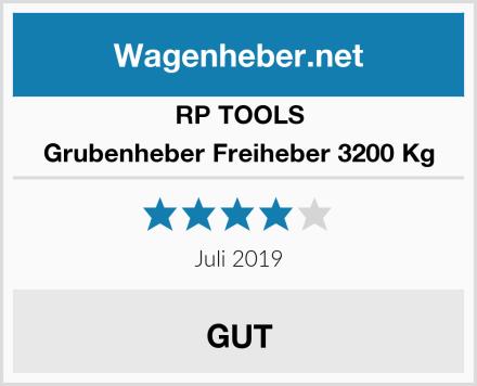 RP-TOOLS Grubenheber Freiheber 3200 Kg Test