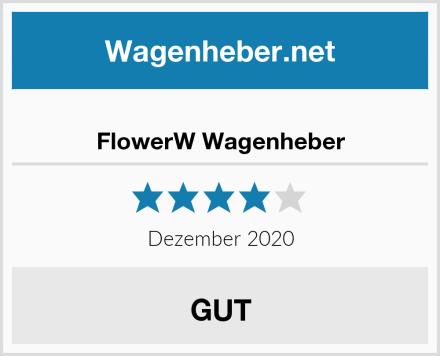 FlowerW Wagenheber Test