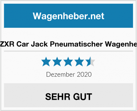 WYZXR Car Jack Pneumatischer Wagenheber Test