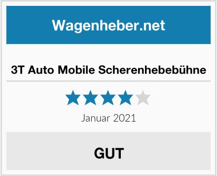 3T Auto Mobile Scherenhebebühne Test