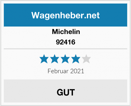 Michelin 92416 Test
