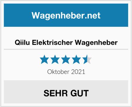 Qiilu Elektrischer Wagenheber Test