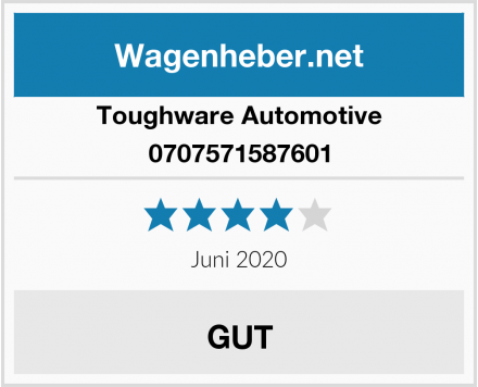Toughware Automotive 0707571587601 Test
