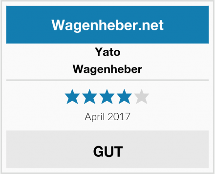 Yato Wagenheber Test