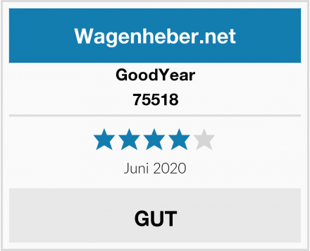 GoodYear 75518 Test
