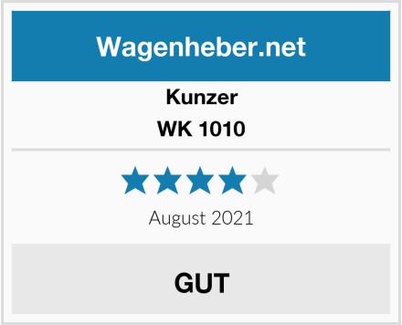 Kunzer WK 1010 Test