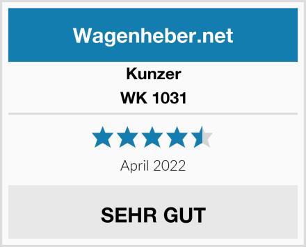 Kunzer WK 1031 Test