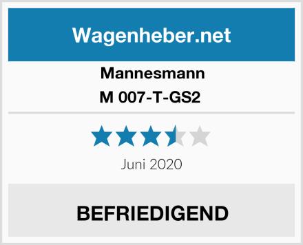 Mannesmann M 007-T-GS2  Test