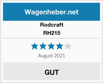Rodcraft RH215 Test