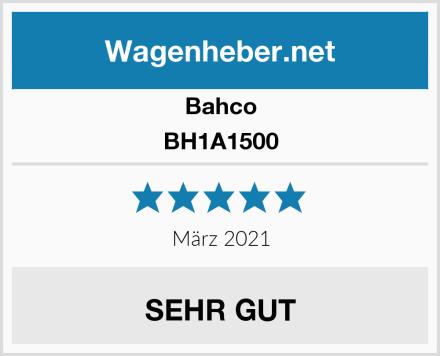 Bahco BH1A1500 Test