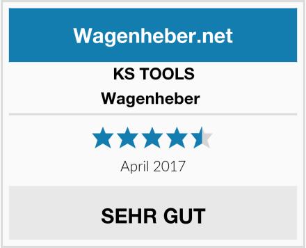 KS Tools Wagenheber  Test