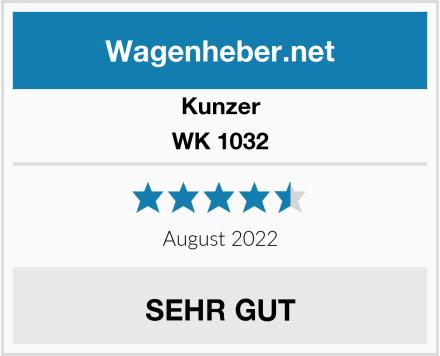 Kunzer WK 1032 Test