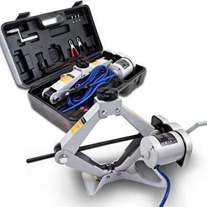 BITUXX Elektrischer Wagenheber